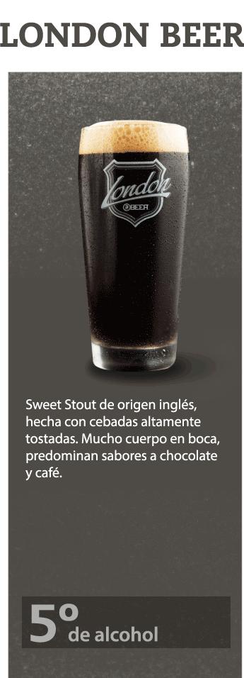 cerveza artesanal negra, cerveza london beer, pub de cervezas