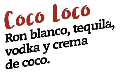 coco loco, ron blanco, tequila, vodka y crema de coco, pub de cerveza artesanal, bogota beer company, bbc