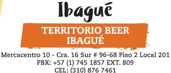 territorio beer ibague